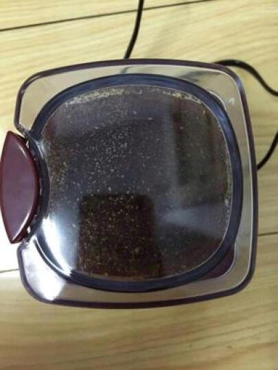 宇美乐(YUMEILE) 咖啡机家用全自动 美式滴漏咖啡机迷你现煮咖啡壶 黑色 晒单图