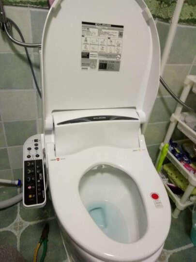 洁身器电动智能马桶盖冲洗器