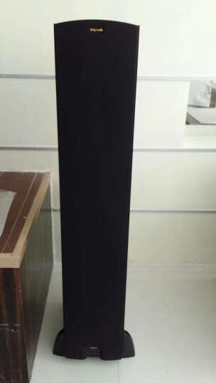杰士(Klipsch)R-24F 音响 音箱 2.0声道木质无源落地式HIFI音响/高保真(黑色) 晒单图