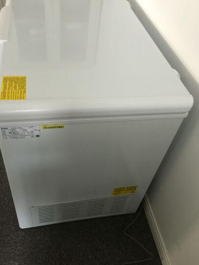 海尔(Haier) 318升 商用冰箱 卧式大冷冻柜 冷藏冷冻转换柜 变温冷柜 冰柜 BC/BD-318HD 晒单图