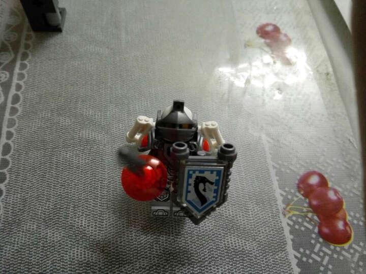 【乐高授权专营店】乐高(LEGO)积木玩具 未来骑士团系列 72005 阿隆的双螺旋合体战机 晒单图