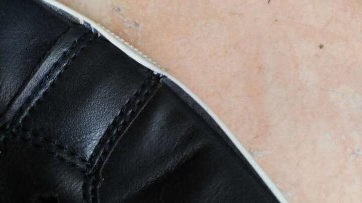 【品牌直营 经典白鞋】卡帝乐鳄鱼男鞋休闲鞋 运动户外板鞋 鞋子男士小白鞋TS-F 白色1688 41 晒单图