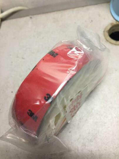 3M胶带 泡棉双面胶带 汽车/家居通用胶粘 无痕 耐用 耐高温 10毫米*3米+15毫米*3米 10卷装 新老包装替换 晒单图