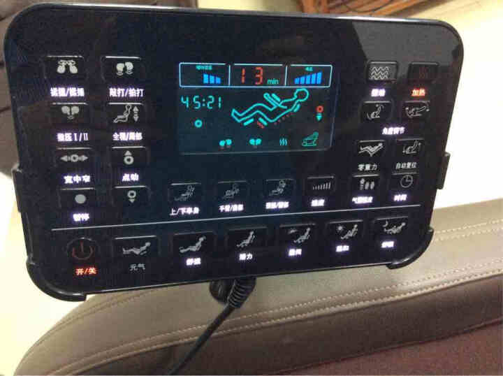 怡禾康 按摩椅YH-Z006SL家用全身电动太空舱老人按摩椅 多功能L导轨按摩沙发节日送礼 蓝牙音乐L型轨道 晒单图