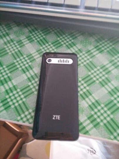 守护宝(上海中兴) L550 黑色 直板按键 超长待机 移动联通2G 双卡双待老人手机 学生备用老年功能机 晒单图