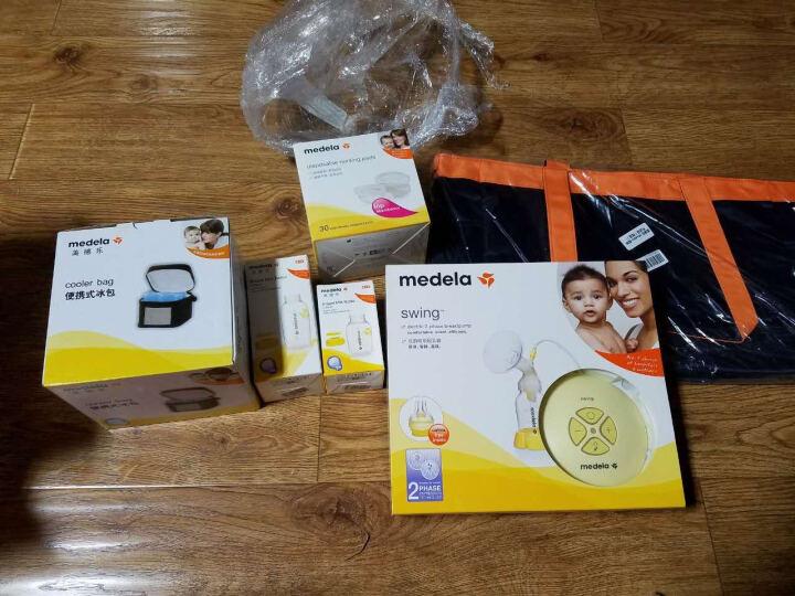 美德乐(Medela)美德乐medela 婴儿储奶瓶 标准口径 多功能奶瓶/奶嘴 卡玛带250ml奶瓶 晒单图