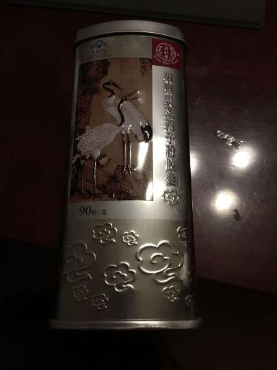 同仁堂(TRT) 北京同仁堂 含 灵芝三萜破壁灵芝孢子粉胶囊90粒*1盒 晒单图