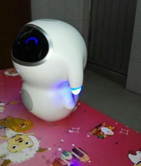 巴巴腾(BABATENG) 巴巴腾智能机器人玩具小腾儿童学习机国学百科英语故事机互动语音 模型钥匙扣 晒单图
