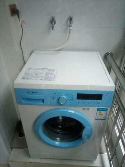 美的洗衣机安装步骤图解
