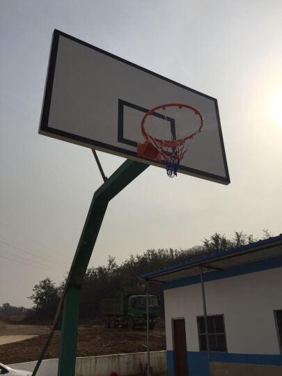 SMC新型室外篮球板,标准篮板,室外户外篮板  晒单图