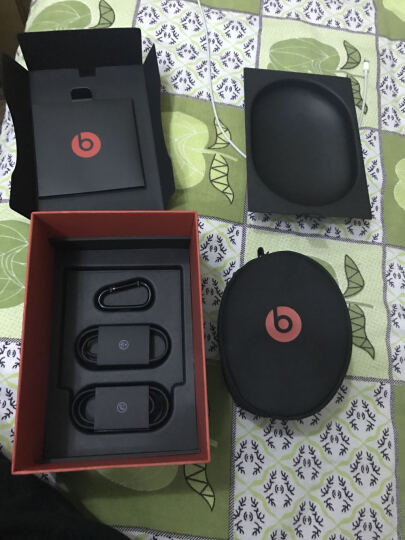 Beats Solo3 Wireless 头戴式无线蓝牙耳机 玫瑰金 晒单图