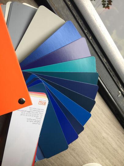RAL劳尔色卡套装(经典色+设计色)共503色 涂料油漆工业设计等领域平装 晒单图