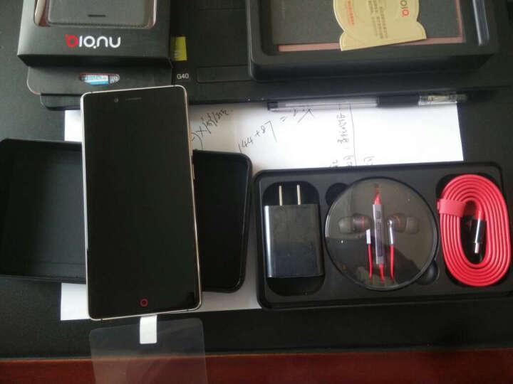 努比亚(nubia) 努比亚(nubia) Z17 无边框 全网通4G手机 双卡双待 黑金色 全网通(6+128G)高配版 晒单图