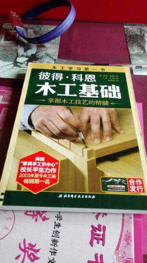 科恩木工基础(掌握木工技艺的精髓)