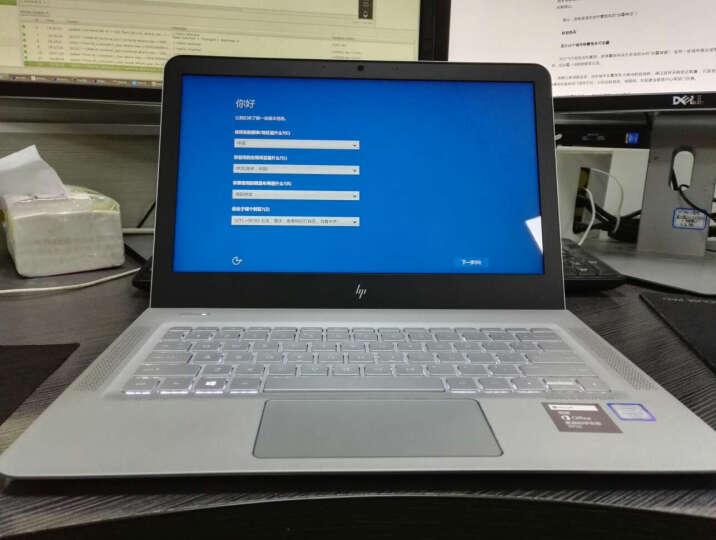 惠普(HP)ENVY 13-ab026TU 13.3英寸超轻薄笔记本(i5-7200U 8G 256G SSD Win10)银色 晒单图