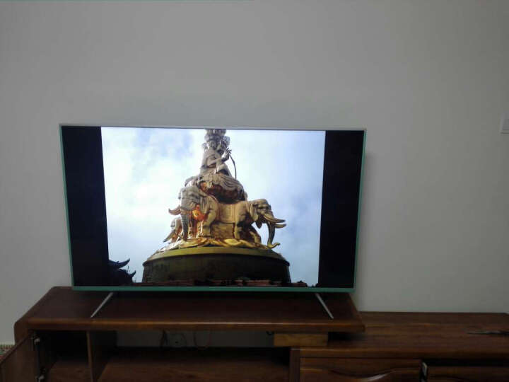 康佳(KONKA)86英寸 T86 2GB+16GB HDR 4K超高清网络液晶平板电视 香槟金色  晒单图