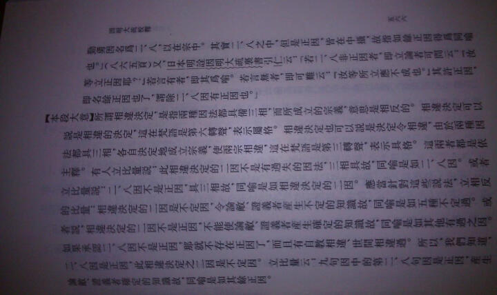 中国佛教典籍选刊:因明大疏校释(套装全2册) 晒单图