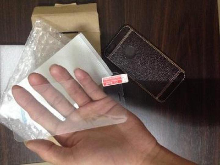 钻盾 苹果6s plus手机硅胶皮套手机壳防摔保护套全包男 适用于iPhone6s 4.7英寸 黑色+方指环 晒单图