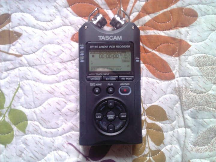 TASCAM DR-40/DR22WL/DR100录音笔便携式数字录音机 DR22-WL录音笔(带WIFI功能) 晒单图