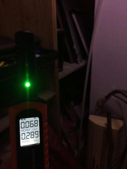 艾吉奥 甲醛检测仪器家用 气味甲醛测试仪空气质量检测仪TVOC苯室内测甲醛仪器 晒单图
