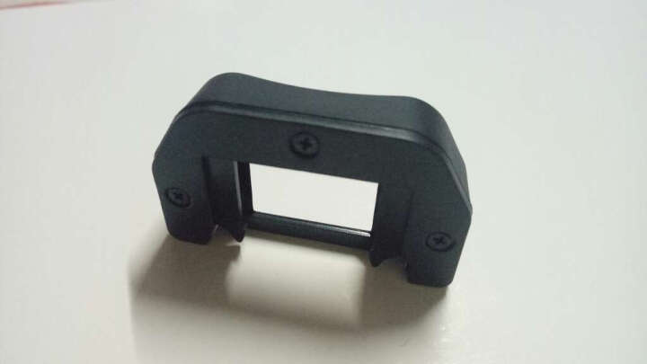 JJC 佳能EF眼罩EOS 77D 800D 760D 750D 700D 650D 600D 200D 100D 1500D 1300D单反相机取景器配件 目镜附件 晒单图
