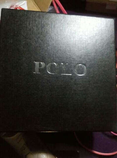 POLO品牌男女士商务创意 名片夹 翻盖不锈钢金属个性名片盒卡夹 晒单图
