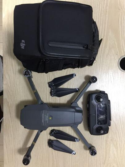 【新品】大疆DJI 御 Mavic Pro全能套装迷你可折叠4K航拍无人机自拍神器现货 御手提箱(不含机器) 晒单图