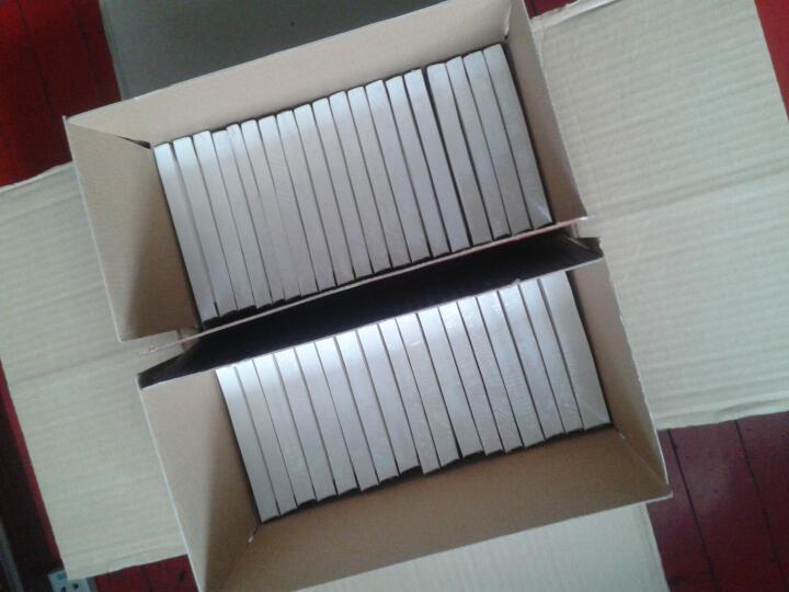 柏杨白话版资治通鉴(礼盒装,套装全36册,附赠限量版香杉木纪念铅笔) 晒单图