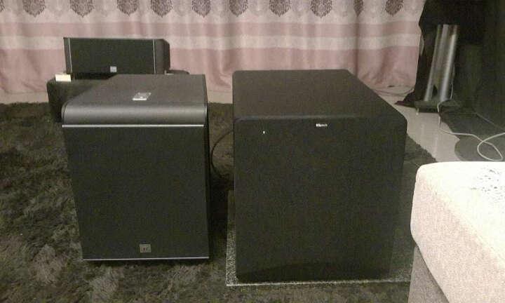 杰士(Klipsch)SW-112 音响 音箱 12英寸木质有源低音炮/家庭影院(黑色) 晒单图