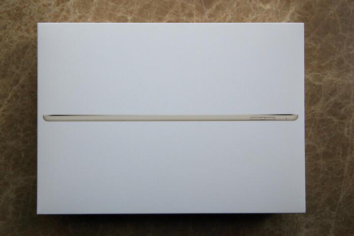 Apple iPad Air 2 平板电脑 9.7英寸(128G WLAN版/A8X 芯片/Retina显示屏 MH1J2CH)金色 晒单图