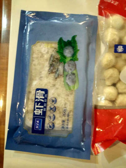 京鲁远洋 冷冻章鱼滑 240g 袋装 海鲜水产 晒单图