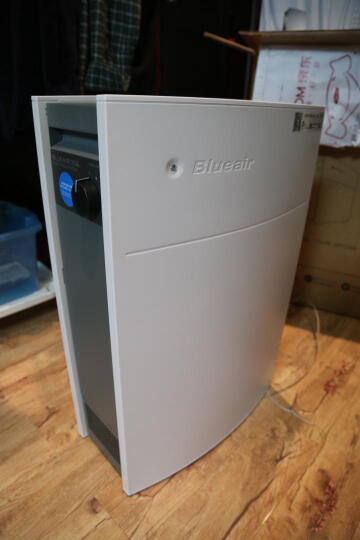 布鲁雅尔Blueair空气净化器303 家用卧室婴儿童房室内静音 去除甲醛 除菌 除雾霾 除花粉二手烟 晒单图