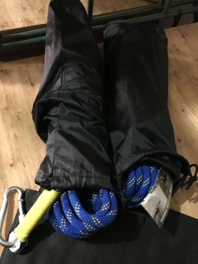Golmud 静力绳速降户外登山绳攀岩绳杜邦尼龙绳高空作业攀登绳索安全绳装备RL-210 20米两头车缝 晒单图