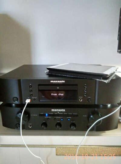 马兰士(MARANTZ)NA6005 音响 音箱 Hi-Fi网络音频播放机 内置WiFi和蓝牙/前置USB/支持AirPlay/Qplay 黑色 晒单图