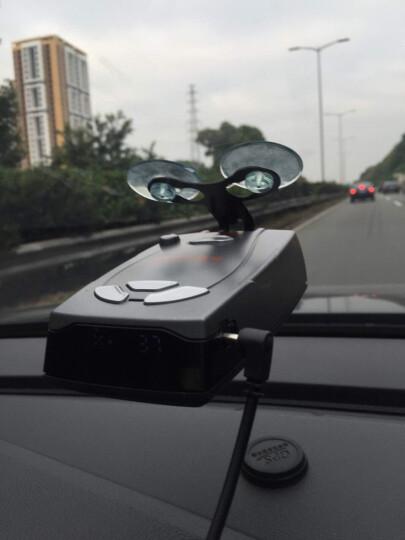 菲特安F169汽车电子狗测速仪GPS固定流动车载安全预警 美国进口雷达王 媲美贝尔护航眼镜蛇情圣一号 F169雷达王 晒单图