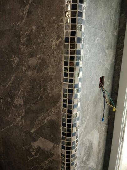 简非瓷砖 地砖水泥砖灰色LOFT地板砖仿古砖背景墙防滑墙砖文化砖 JD66085 300*300 晒单图