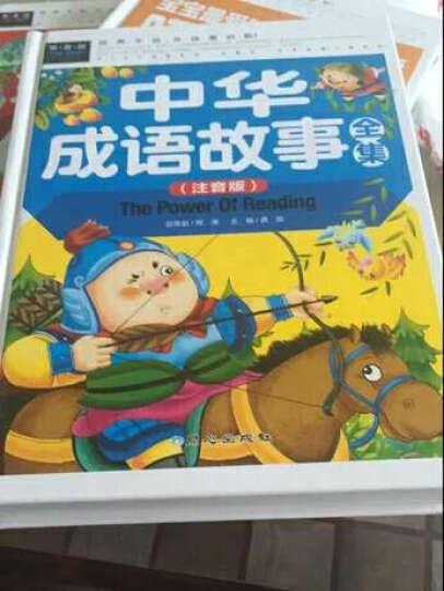 中华成语故事全集 注音彩图版 常春藤系列精致图文版 幼儿童书 少儿童读物小学生课外 晒单图