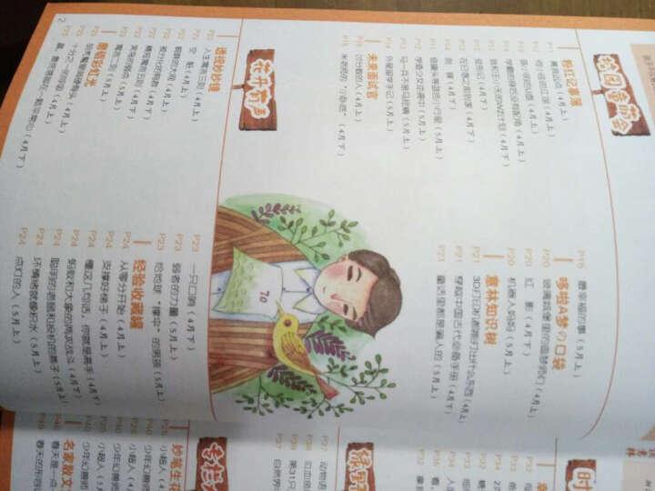意林少年版合订本2016年07-09(总第六十二卷)升级版 晒单图