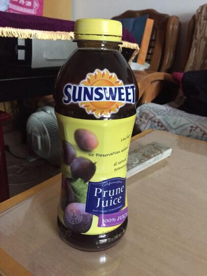 美国Sunsweet日光牌加州西梅汁946ml进口纯果汁果蔬汁饮料孕妇可以喝健康 晒单图