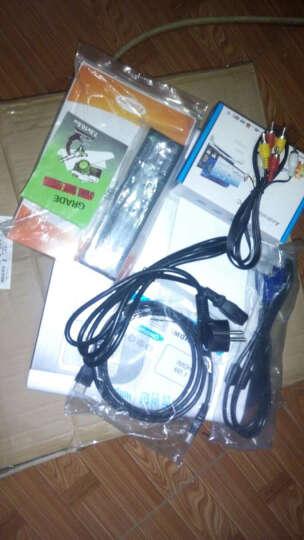 福满门(Fumen) B100-B 高清外置wifi 投影仪LED投影机 家用 白色套餐二 晒单图