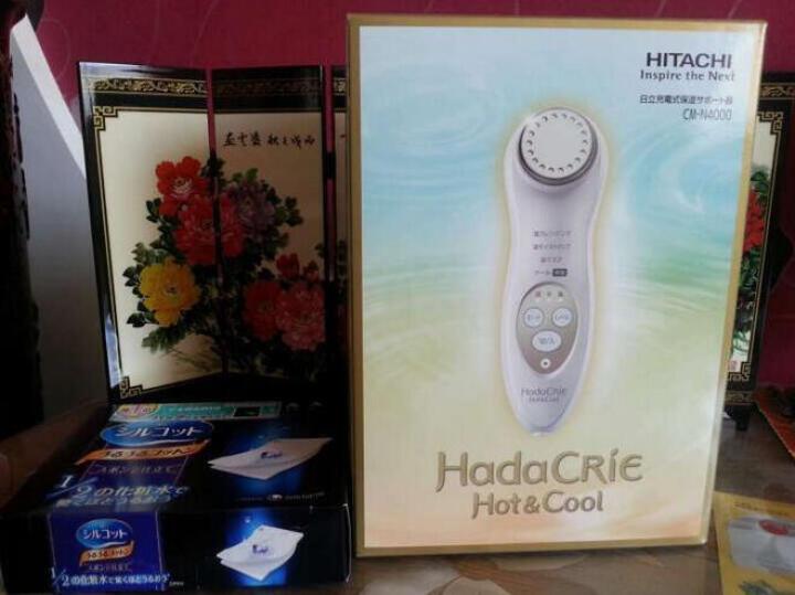 日立CM-N4000美容仪 日本美容仪器 导入仪 日立N4000美容仪 电动洁面仪 新款N4800 晒单图