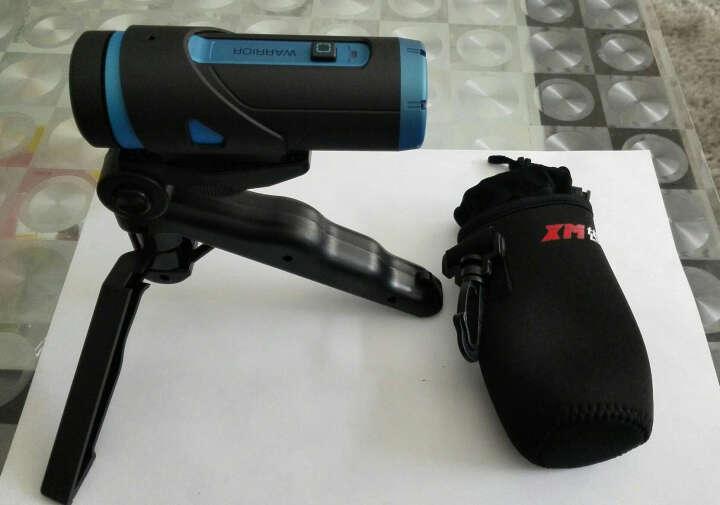 雄迈(XM) 运动摄像机户外骑行防水智能wifi网络夜视监控设备套装摄像头 摩托行车记录 普通配件-摩托头盔固定夹 晒单图