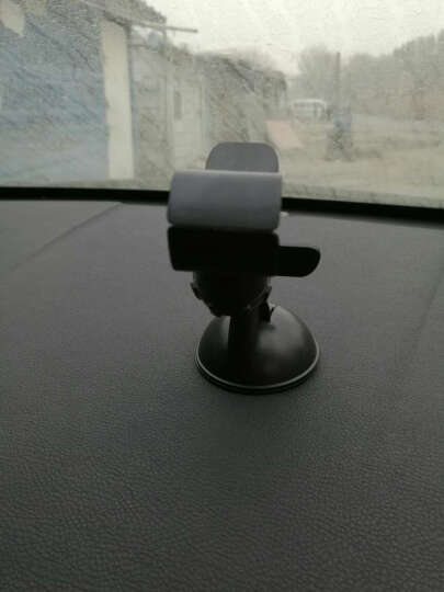 毕亚兹 C29 吸盘多功能手机支架 适用车载/桌面/仪表台/办公桌 通用苹果 三星/华为/小米/HTC手机 黑色 晒单图