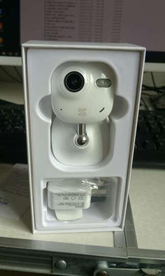 萤石(EZVIZ)智能家庭安全套装C2mini网络摄像头+A1C探测器网关+T2门磁报警器 晒单图
