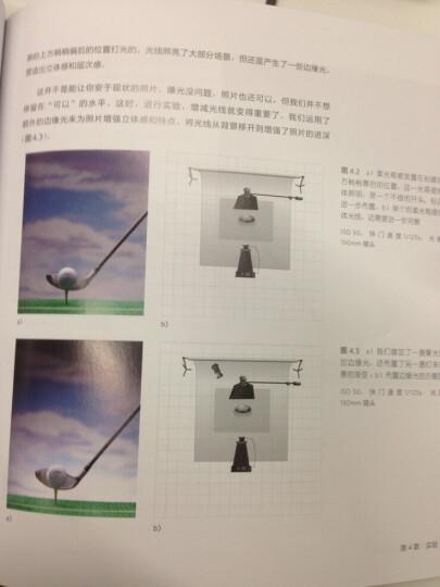 商业静物摄影用光指南 晒单图