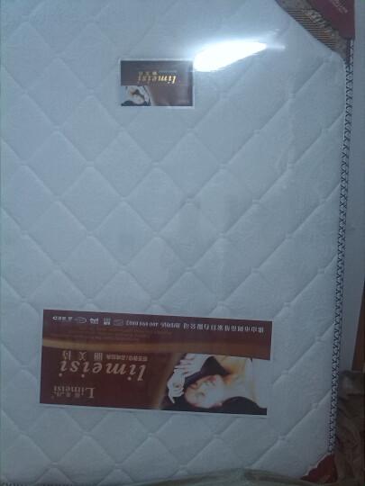 丽美诗 椰棕床垫 弹簧床垫 席梦思卧室家具 904 针织面料+环保椰梦维+精钢弹簧 1.8*2.0 晒单图