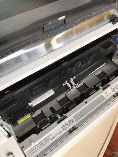 OKI针式打印机发票支票票据快递单送货单连打 商用办公 OKI 8100F (碳钢陶瓷打印头 五年联保) 官方标配+原装色带架3 晒单图