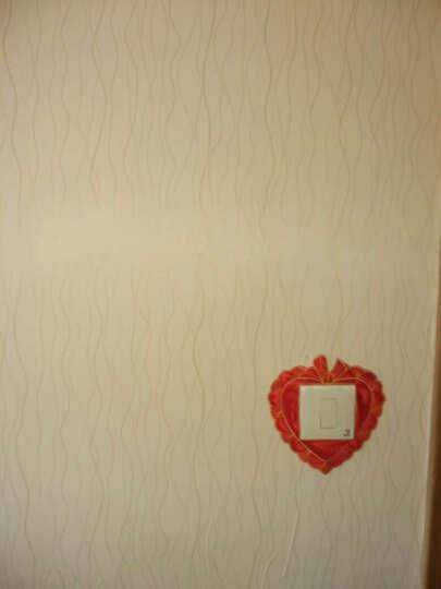 迪茵 墙贴纸自粘大学生宿舍床头墙贴画墙纸卧室自贴玻璃纸贴纸墙壁家具翻新贴纸窗户装饰玻璃窗花纸 粉色蝴蝶花 晒单图