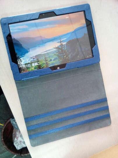 喜门红 保护套皮套保护壳适用于海尔 W1048S 10.1英寸平板电脑 印花系列  绿色 晒单图