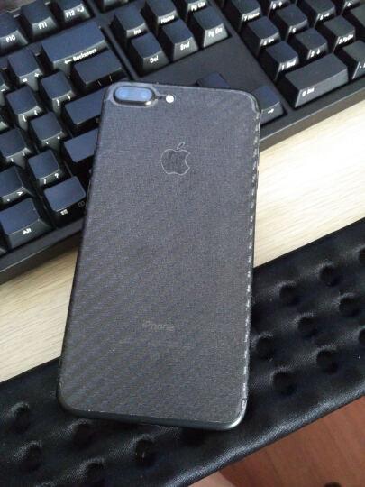 加能 苹果8钢化膜 全屏覆盖3D贴膜 防指纹手机保护膜 iPhone 7/8/8 Plus 5.5亮黑边3D曲面全玻璃热弯钢化膜高清版 晒单图